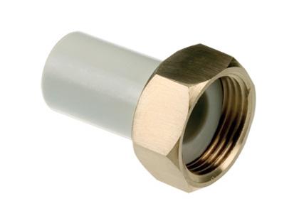 Sanitas Socket With Nut