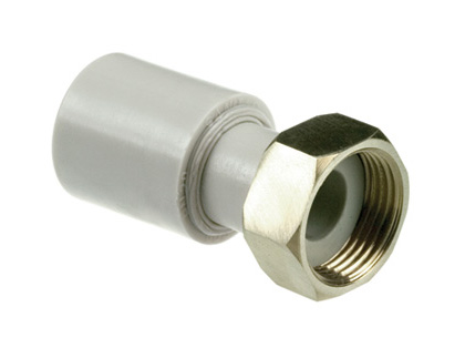 Sanitas Connection - Union Nut For Water Meter