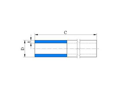 Tрубы LDPE S3,2 (PN10)