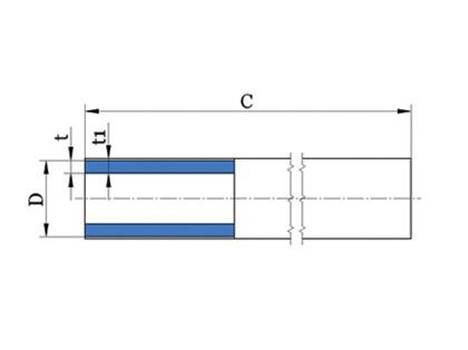 Pipe STABI S2,5 (PN20)